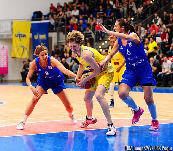 EuroLeague Women Quarter-Final Teams & Schedule