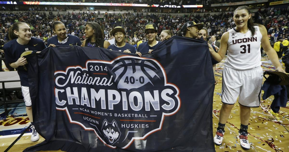 UCONN Wins 2014 NCAA Championship Over Notre Dame