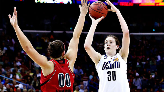 NCAA Womens Womens 2014 Tournament Bracket (Selection Monday)